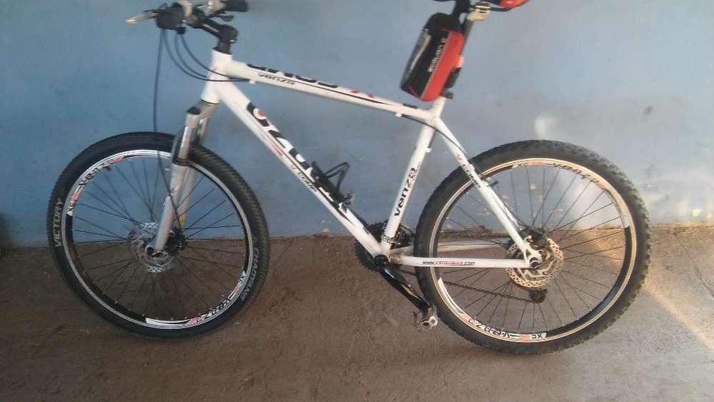 Vendo Bici Venzo Comp Rod 26