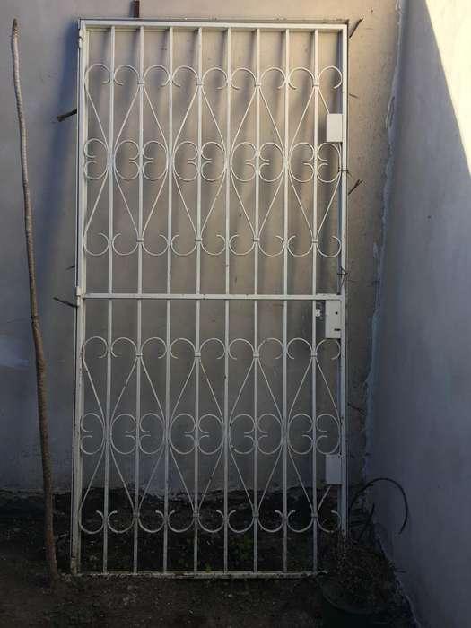 Reja Puerta Antigua