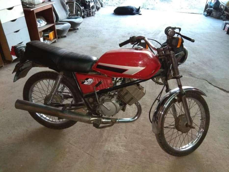 HONDA MB100 1991