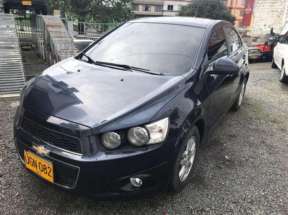 Chevrolet Sonic 2015 - 58000 km