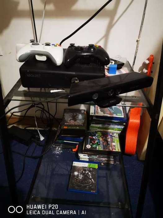 Vendo O Cambio Xbox 360 Flasheado