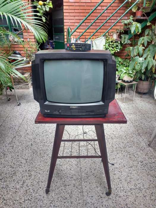 Vendo <strong>televisor</strong> a color Philips 20 pulgadas