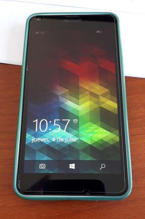 microsoft lumia 640 libre excelente estado