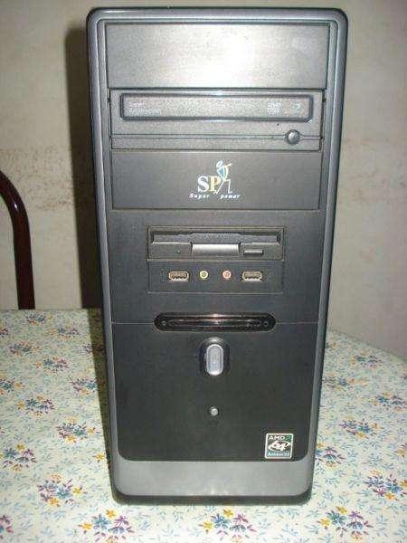 VENDO 2 CPUS DUAL CORE CON GARANTIA