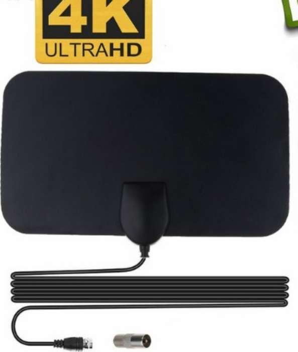 Antena- Amplificador de Señal Hd para