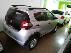 Fiat Mobi Way 2019 Full