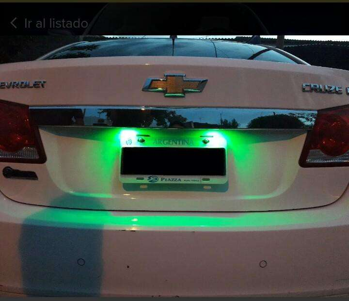 led luces de posicio con control remoto