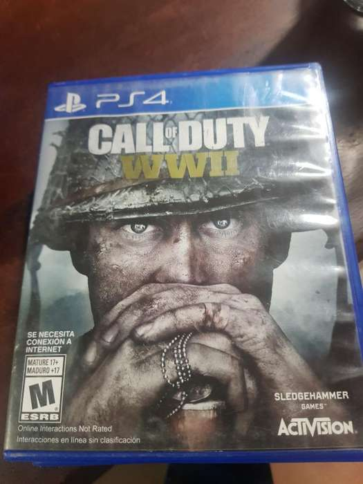 Call Of Duty Wwi Ps4