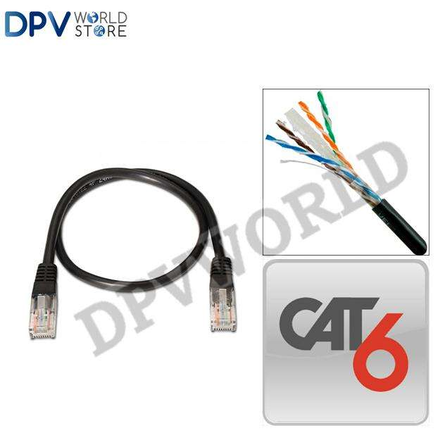 Cable Utp Categoria 6 Pc Routers Switch Hub 1.5metros