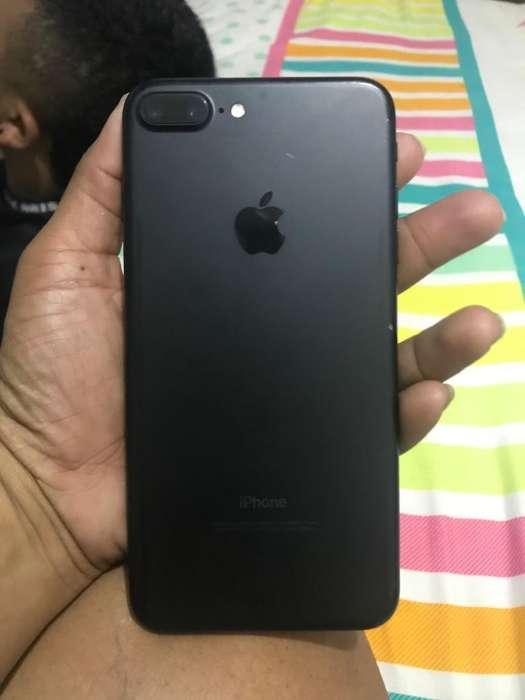 iPhone 7 Plus Negro Mate de 32gb