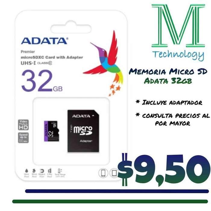 MEMORIA MICRO SD 16GB ADATA EN OFERTA