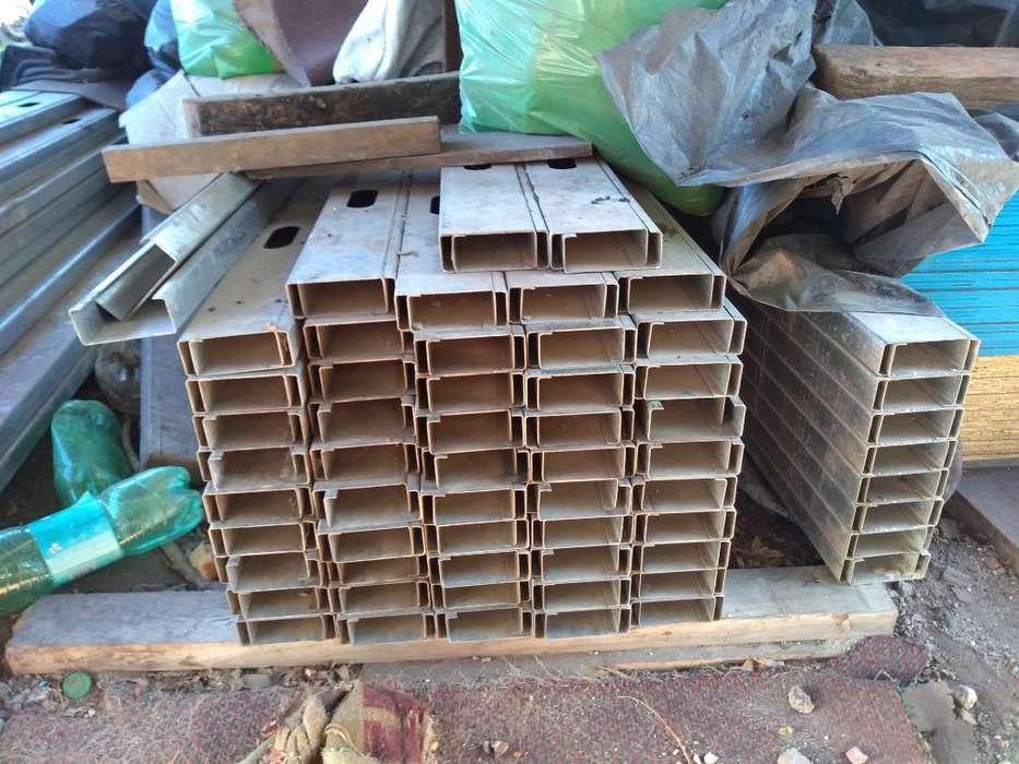 Steell Framing - Materiales Casa 45m2