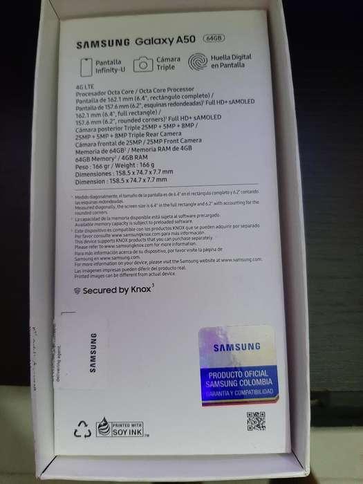 Se Vende Samsung Galaxy A50