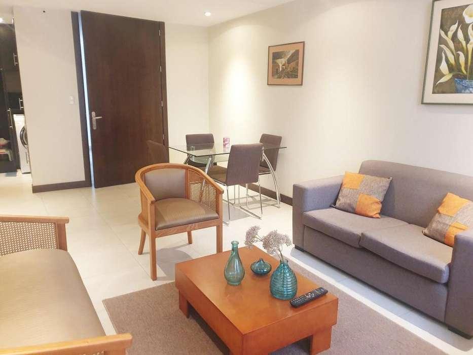Suite amueblada en alquiler sector Ordoñez Lasso