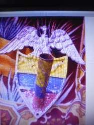 Escudo antiguo de los años 70as 3122802858