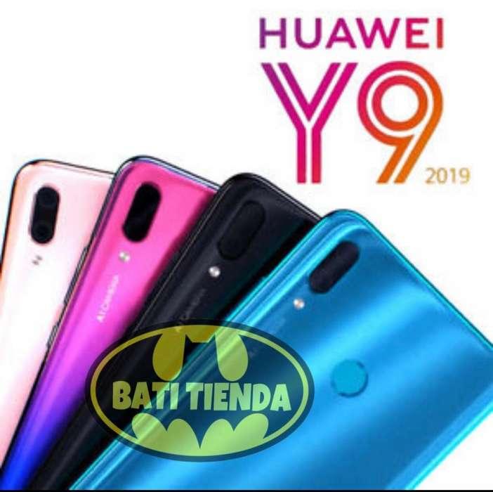Huawei Y9 2019 Nuevo Garantía 1 Año