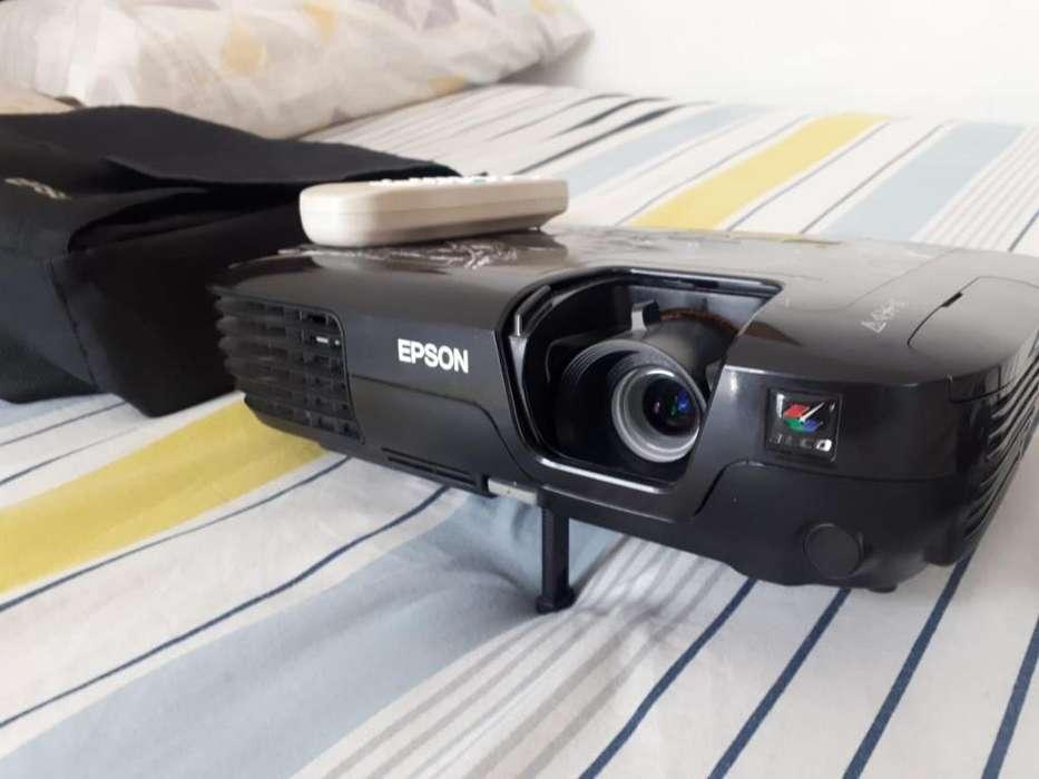 Videobeam Telon de Proyección