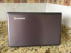 Laptop Lenovo z570 Intel I5, Disco 500Gb, RAM 6Gb como nueva