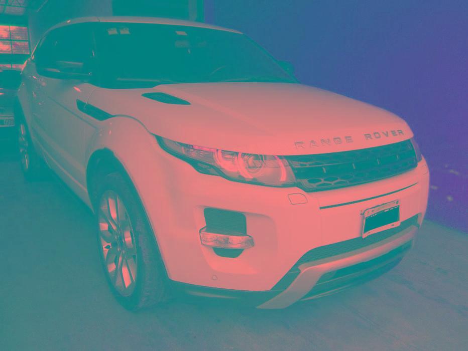 Land Rover Range Rover 2012 - 91000 km