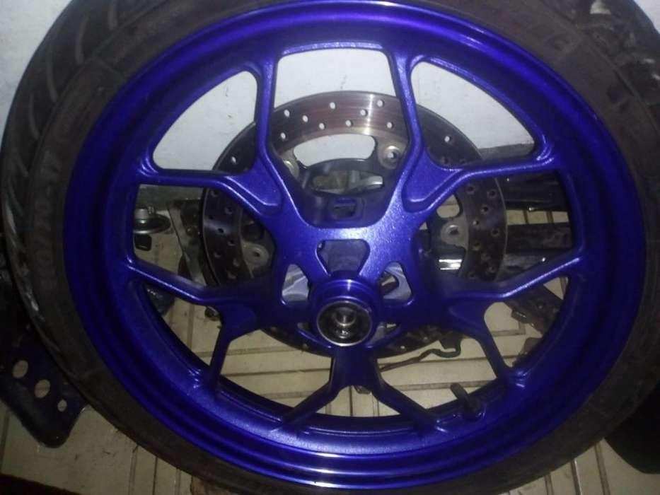 Ruedas Yamaha R3