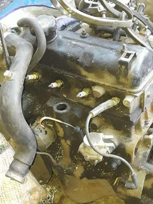 Motor de Renault 19