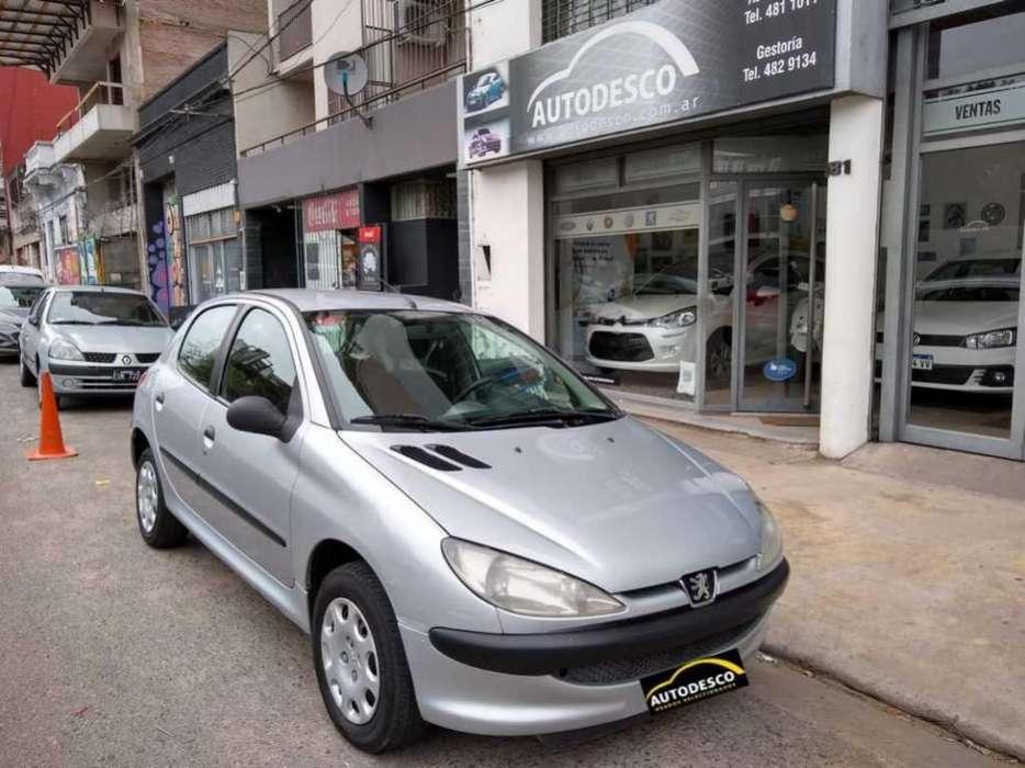 Peugeot 206 2011 - 118000 km