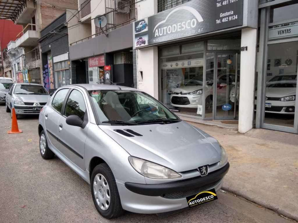 peugeot 206 generation 1.4 pack 5p 2011 Autodesco