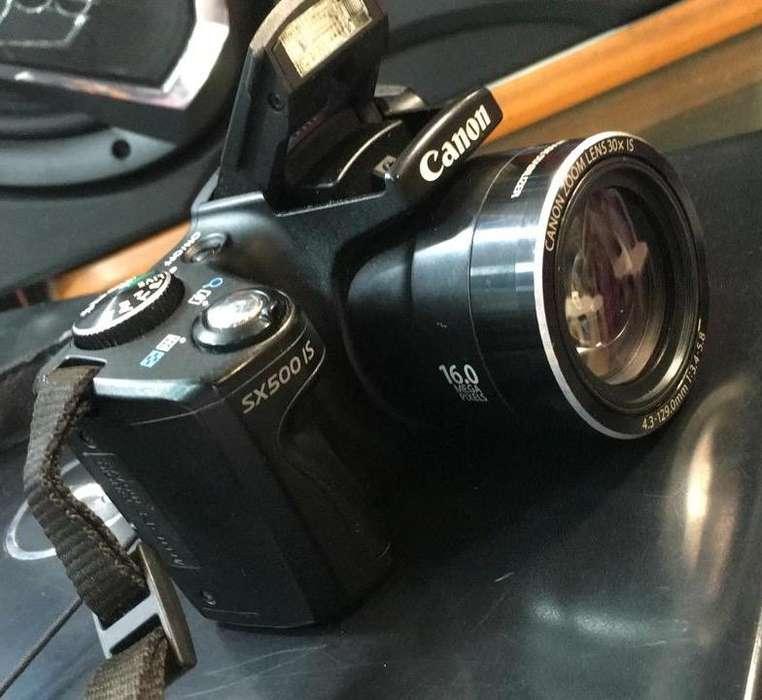Canon Powershot Sx500 Is Precio Negociab