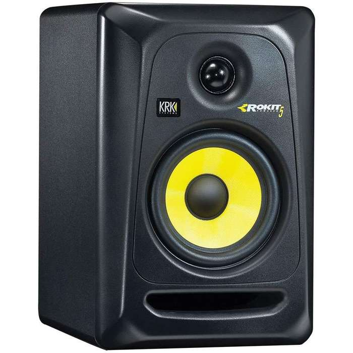 Monitores de Estudio Sonido Krk 5 El Par