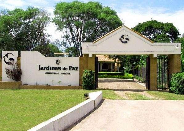 LOTE CEMENTERIO JARDINES DE PAZ