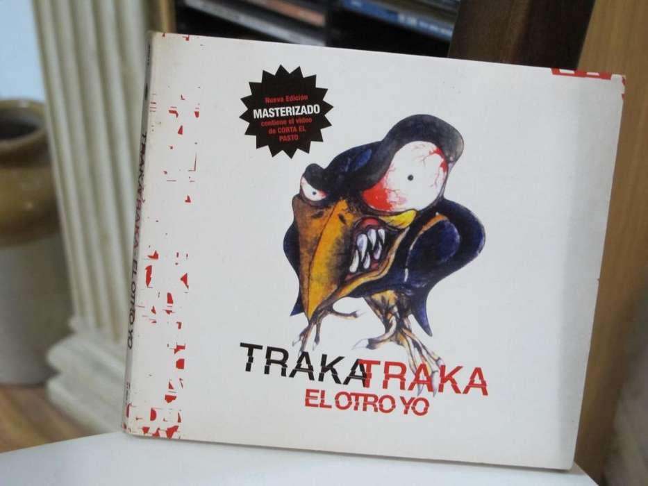 El Otro Yo – Traka Traka - CD ARG