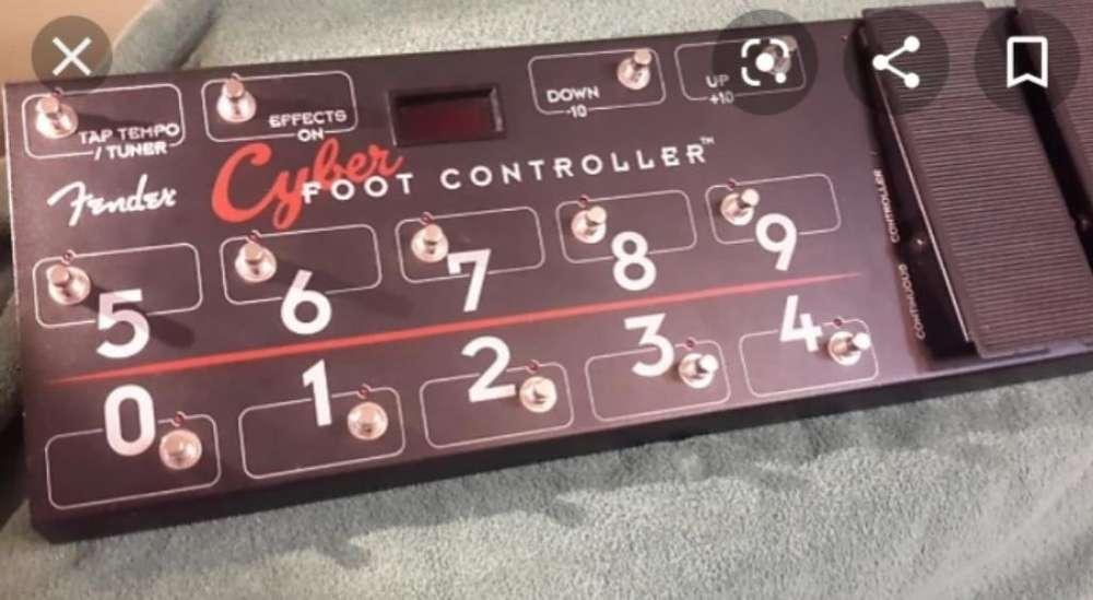 Fender Cyber Midi Controller