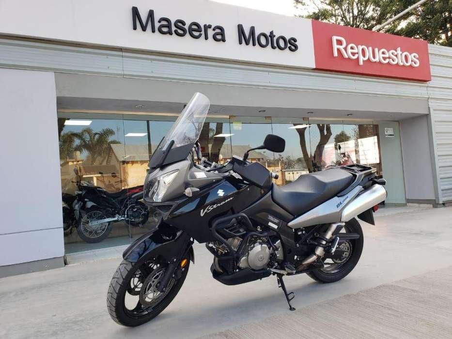Suzuki V- Strom 1000cc - USADA - Masera Motos