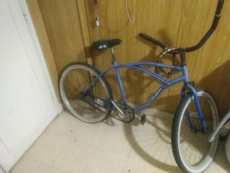 Bicicleta Playera Rod 26