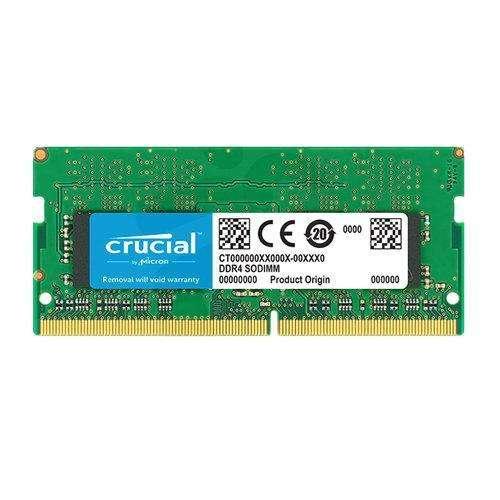 8GB (2x4GB) DDR4 SODIMM Muy poco uso