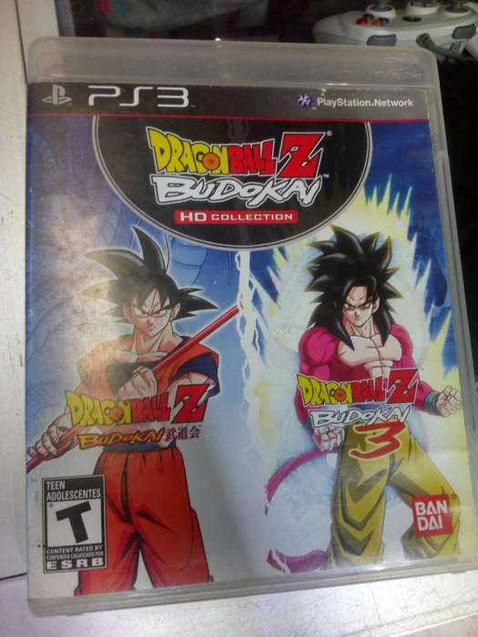 Dragón Ball Z Ps3