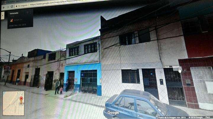 Casas como terreno, buena oportunidad, ubicadas en la Calle Venezuela, 657, 659, 663, 671, 679, 681.