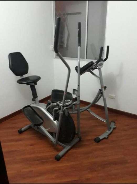 Maquinas para ejercicio