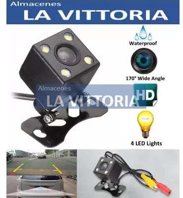 Camara Impermeable Retro Para Auto FULL HD