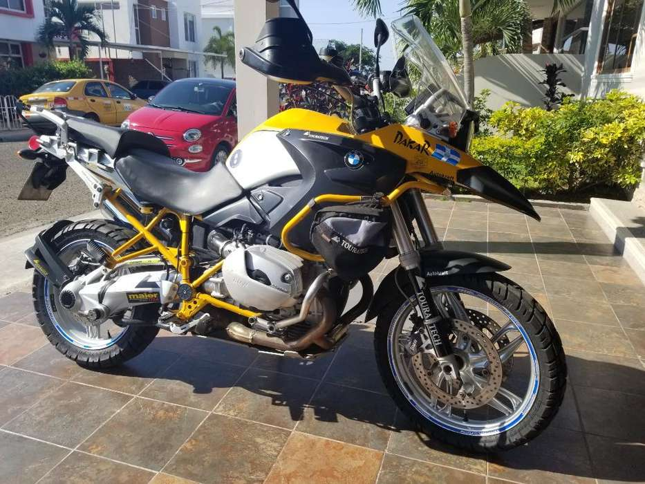 Vendo Bmw Gs 1.200