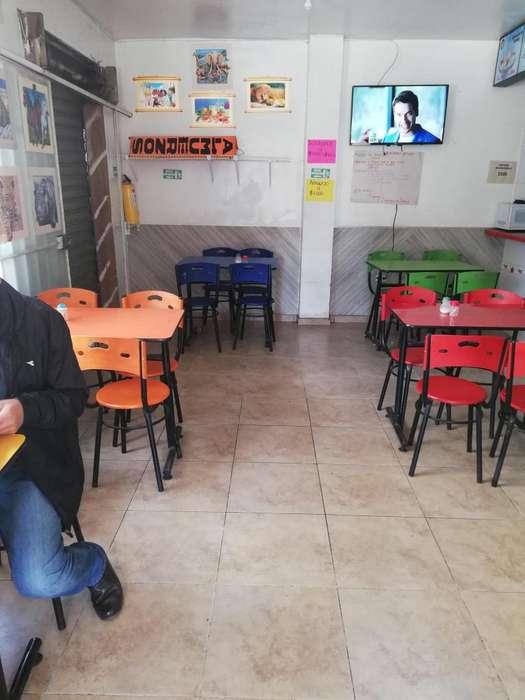 Venta de Restaurante Y Frutería