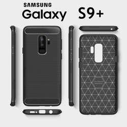 Funda Fibra Carbono Nano Film Samsung S9 Plus S9 Rosario