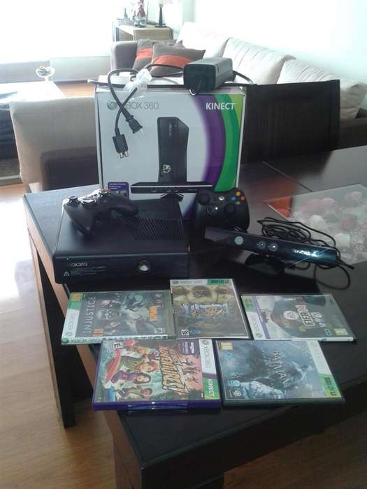 Vendo Xbox 360 Slim con Chip LT3 para copias