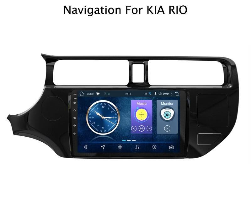 ANDROID KIA RIO 2012 2014 AUTORADIO GPS WIFI