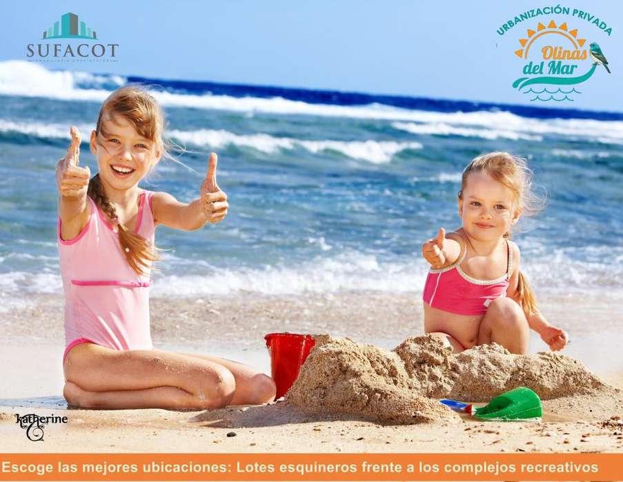 Tu Lote En Puerto Cayo A 4 Minutos De La Playa Olinas Del Mar Sin Garantes S2