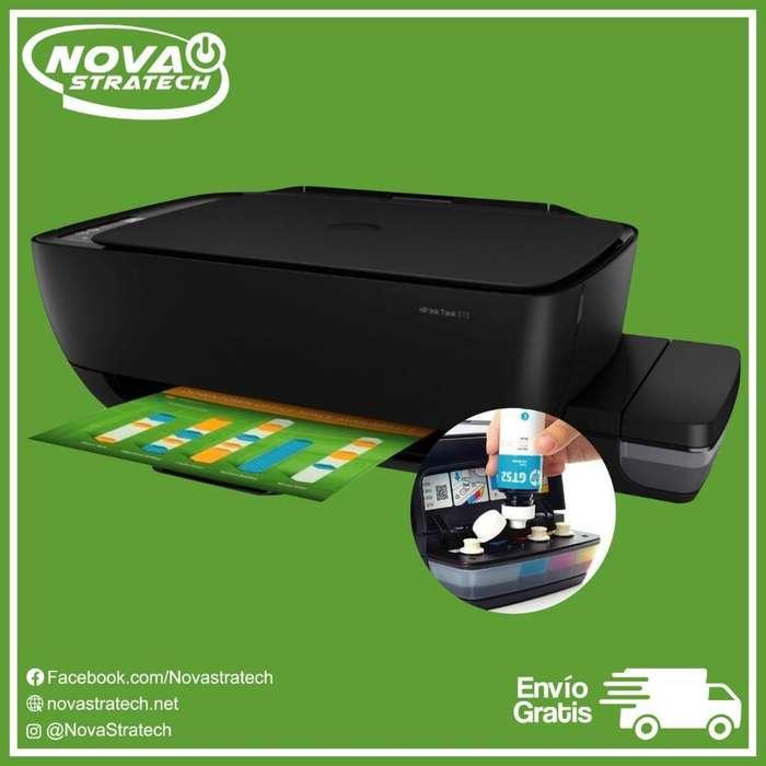 Impresora Multifuncion Hp 315 Gratis envio Ink Tank Tinta Continua De Oferta