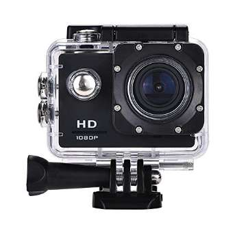 ACTION CAM 1080p SUMERGIBLE 30MTS
