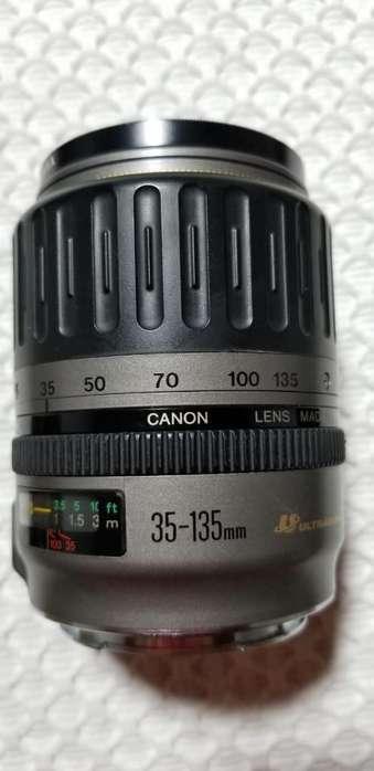 Lente <strong>canon</strong> 35135mm Usm