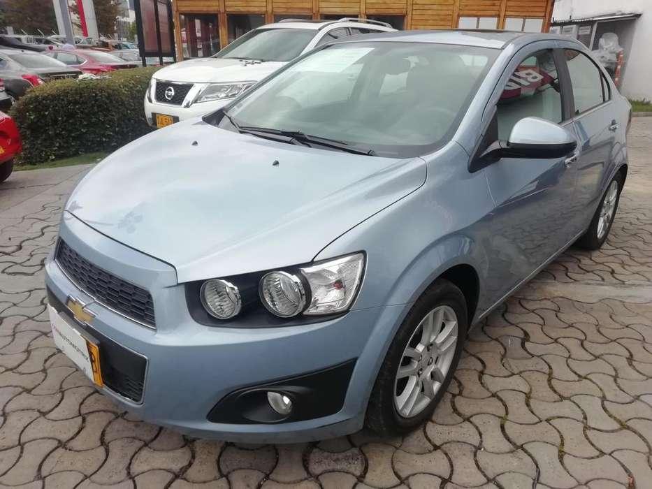 Chevrolet Sonic 2013 - 54200 km