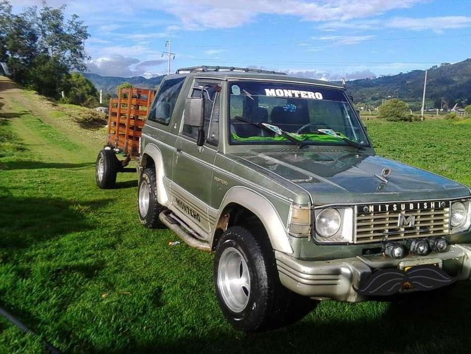 Mitsubishi Campero 1991 - 282000 km